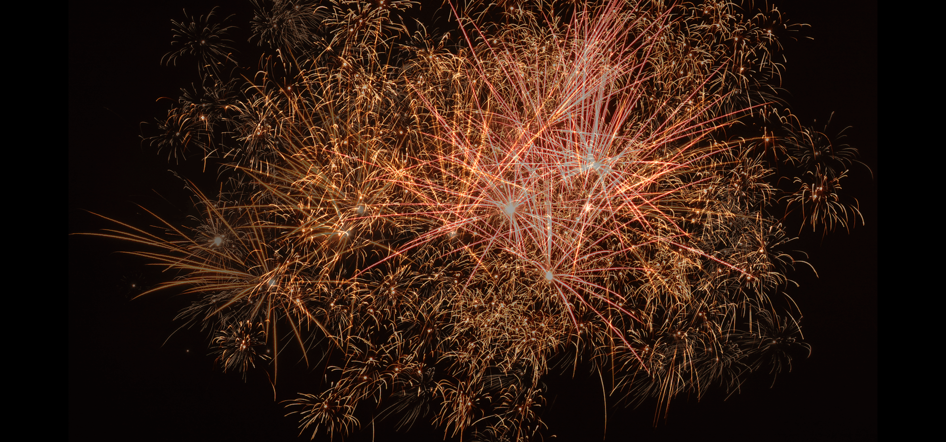 Snap, Crackle, BOOM!– the joys of fireworks
